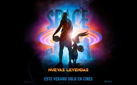Poster Space Jam New Legends