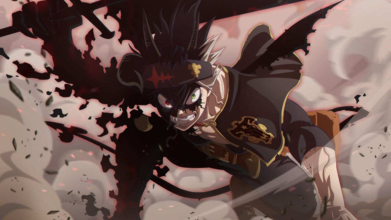 Black Clover 288 Spoilers And Images The Extraordinary Battle Of Asta Asap Land