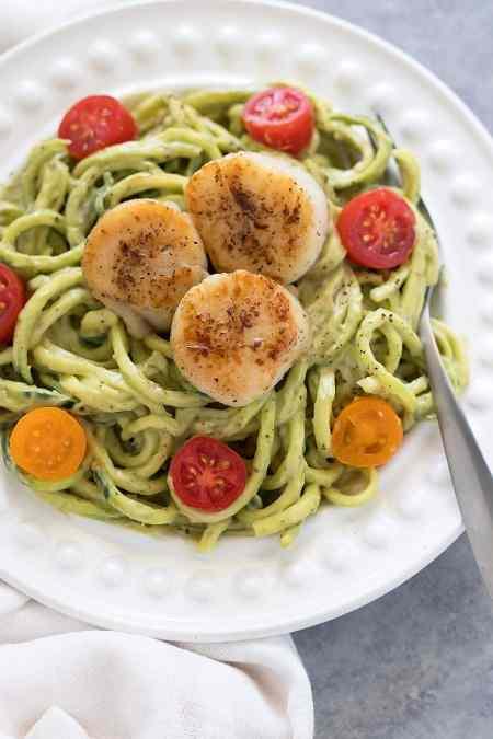 Seafood and Avocado Recipes