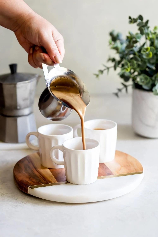 Coffee & Vanilla Scan Vf : coffee, vanilla, Cuban, Coffee, (Café, Cubano), Sassy, Spoon