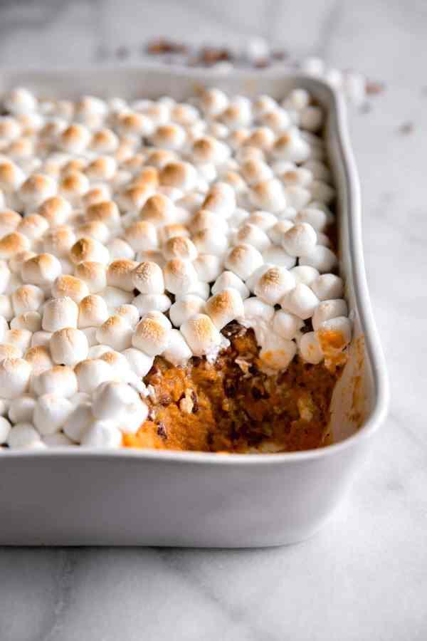 Classic Sweet Potato Casserole A Sassy Spoon