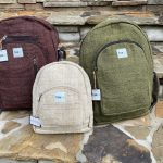 Himalayan Hemp Backpacks by Asatre