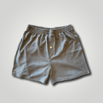 Hemp and Organic Cotton Gray Boxers
