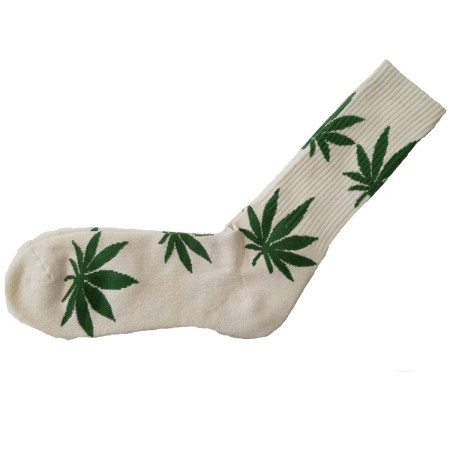 Hemp Leaf Hemp Socks
