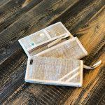 Handmade Hemp Plain Vegan Wallet