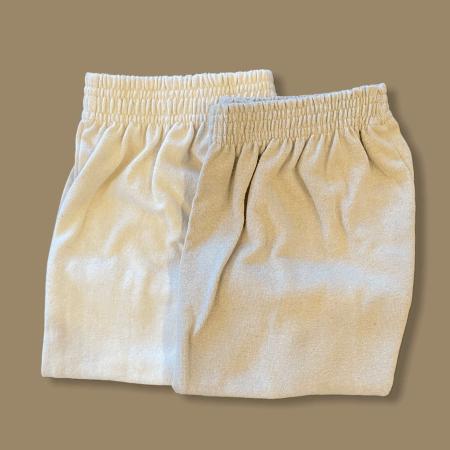 Hemp and Organic Cotton Boxers - Oatmeal/Natural