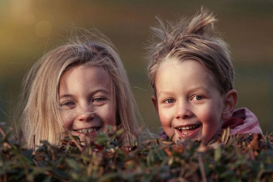 Børn og Asatro