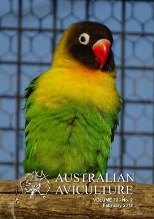 Aviculture Journal FEB 2018 COVER