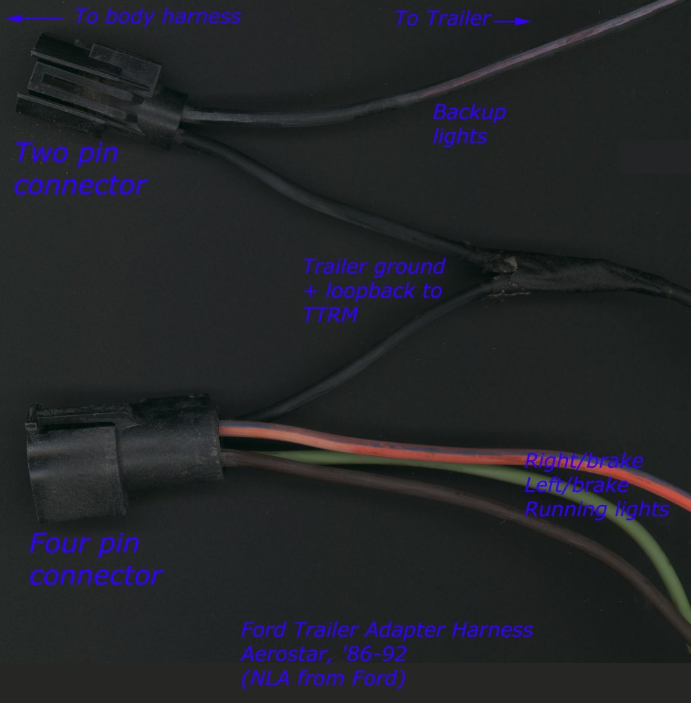 medium resolution of ford trailer harness adapter ebook and manual reference ford ranger trailer wiring adapter nz ford trailer