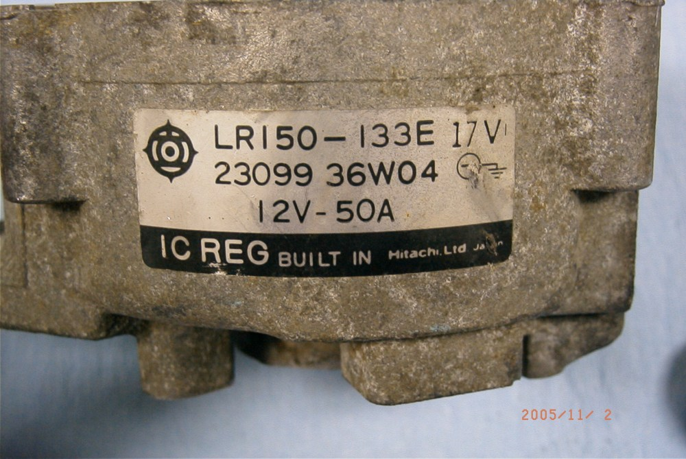 medium resolution of  alternator wiring diagram image