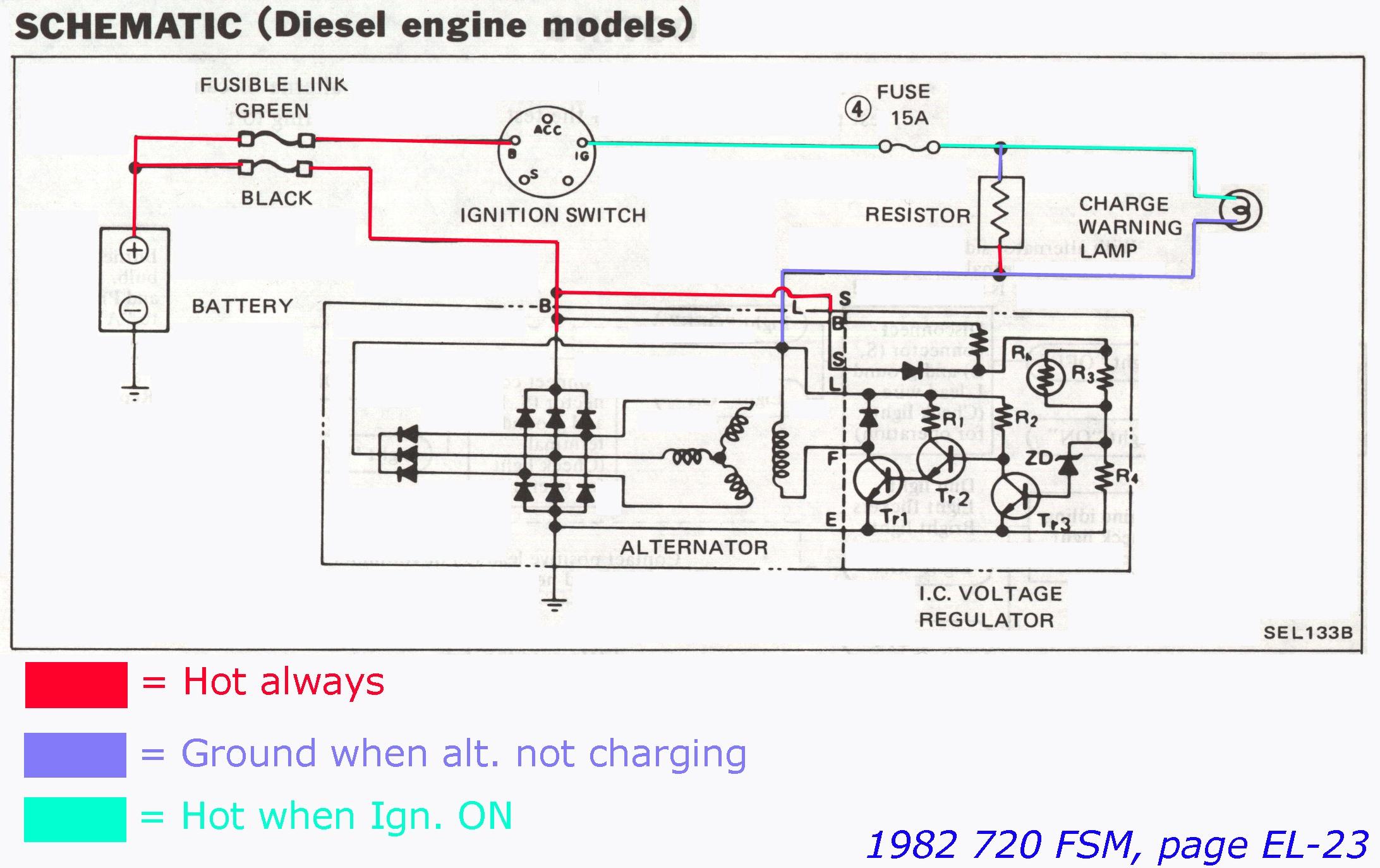 NissanDiesel Forums • View Topic Hitachi LR150 50A Alternator