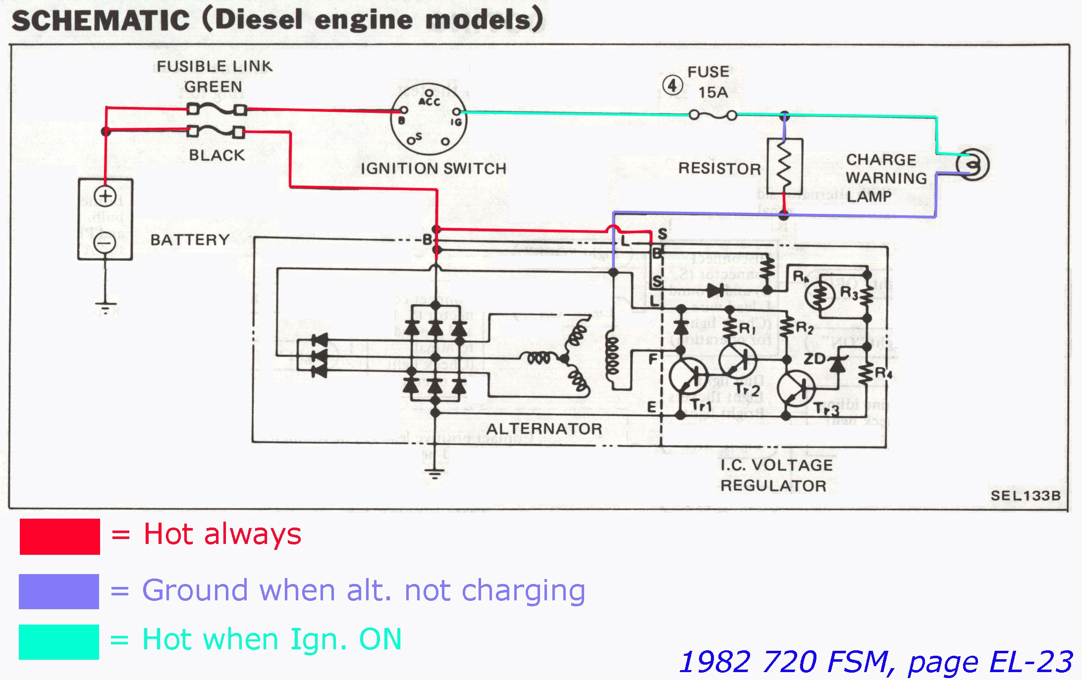 hitachi lr180 03c alternator wiring diagram 1996 club car 48 volt radio harness manual e books double din schematic best libraryhitachi schematics toyota