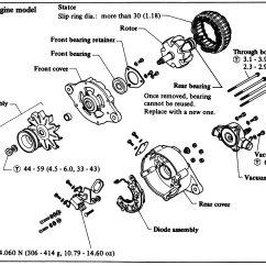 Nissan Alternator Wiring Diagram Legrand Key Card Switch 720 Voltage Regulator Location Get Free