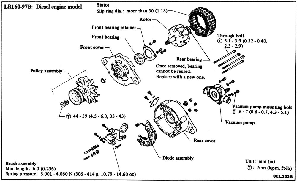 medium resolution of hitachi alternator diagram http nissandieseldyndnsorg viewtopic