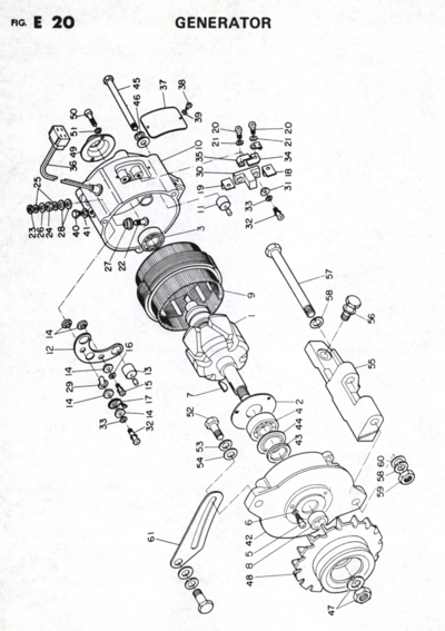 IH Scout SD33 (IN-633) Parts Catalog Supplement MT-130