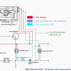 Nissan Patrol Alternator Wiring Diagram 2002 Chevy Blazer Radio Car & Regulator? - Page 2