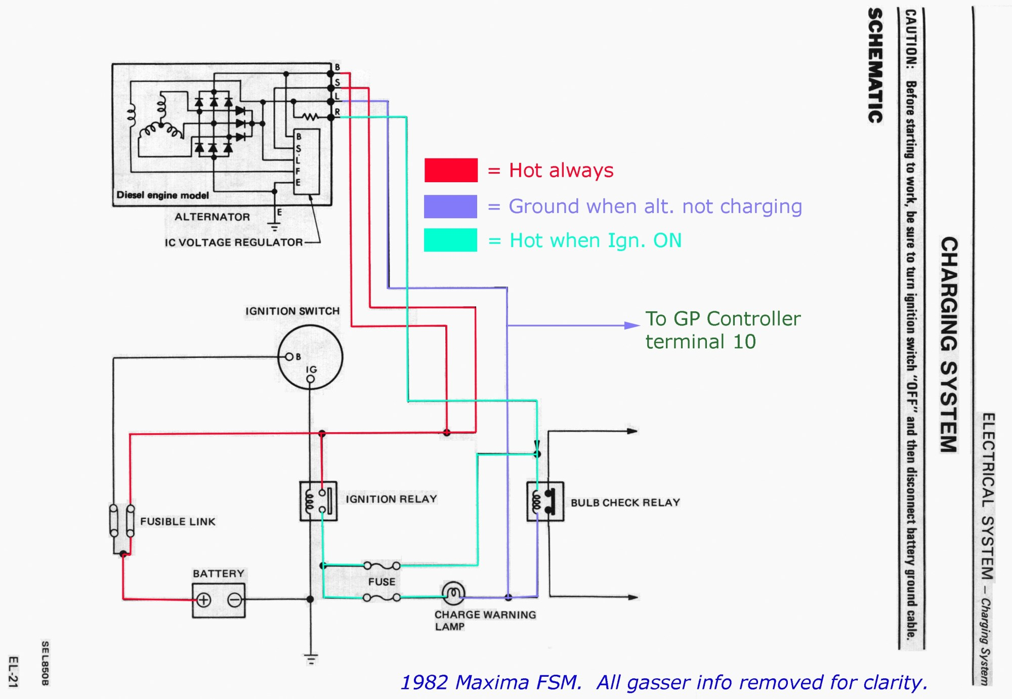 hight resolution of nissan maxima alternator wiring wiring diagram 2005 nissan maxima alternator wiring diagram