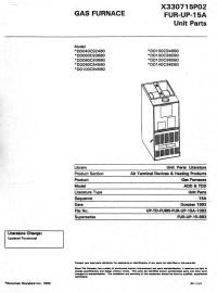 Trane Xe 80 Diagram : 19 Wiring Diagram Images - Wiring ...