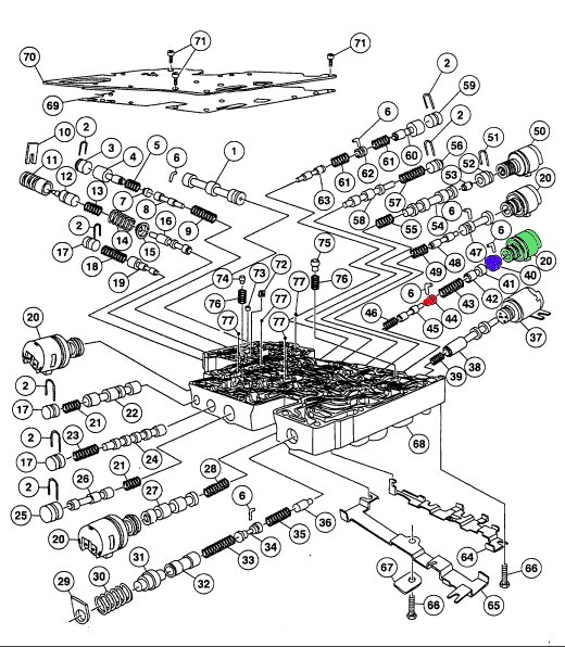 Powerglide Transmission Diagrams Within Diagram Wiring And