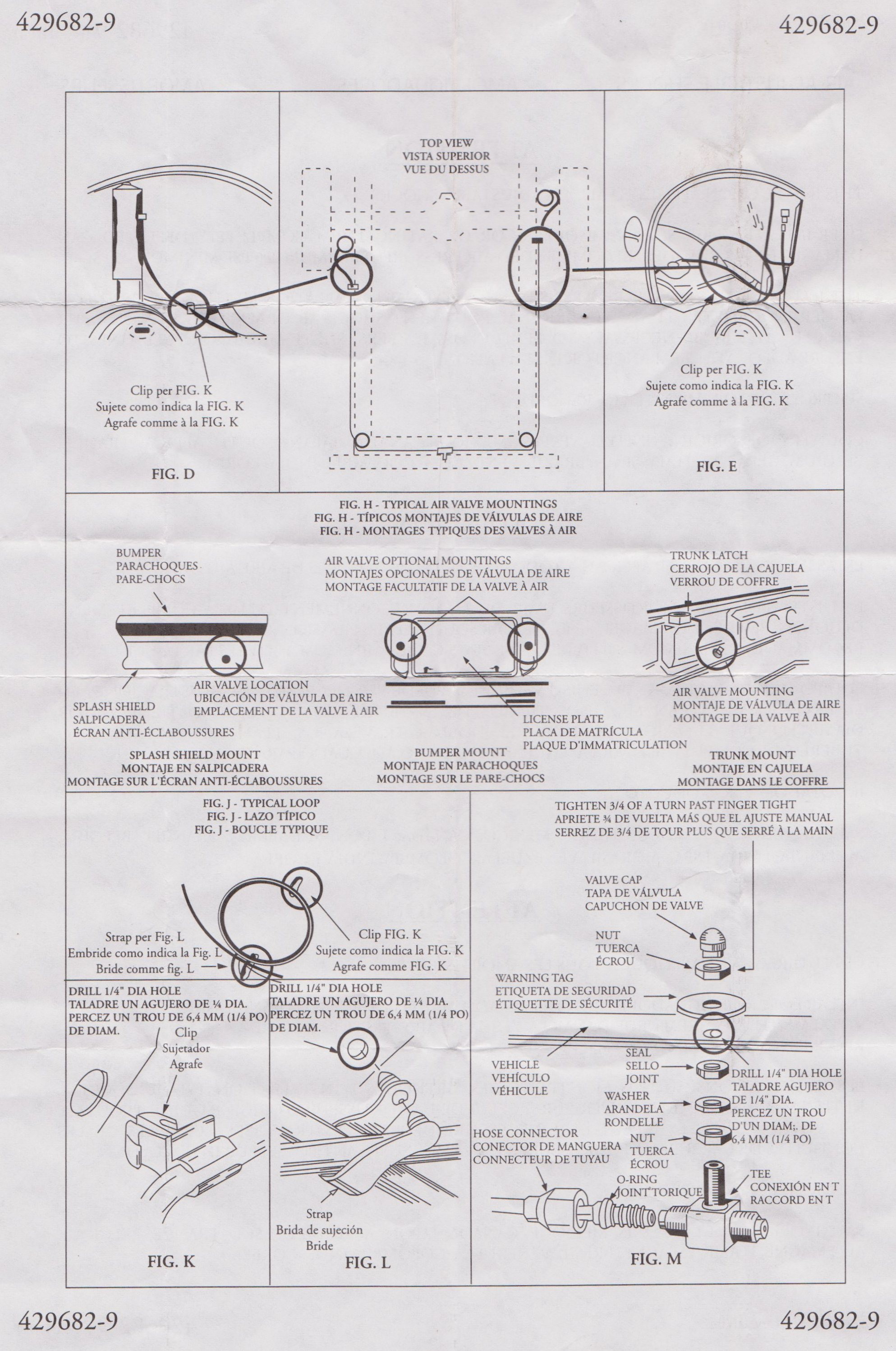Monroe shocks installation instructions