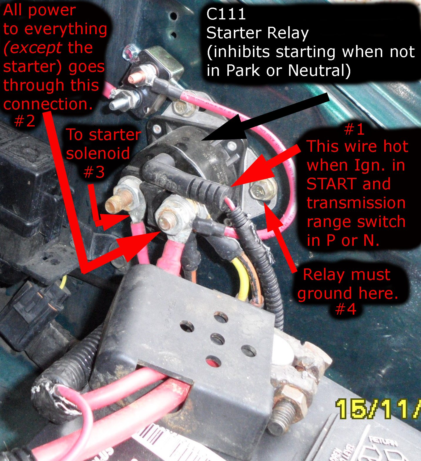 1997 f150 starter wiring diagram land cruiser 100 electrical help can 39t get aerostar to start page 2 ford truck