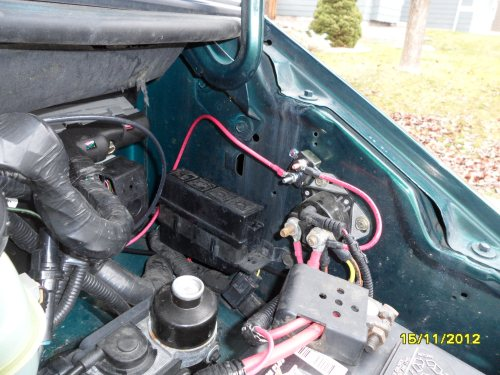 small resolution of 93 f150 under hood relay location get free image about