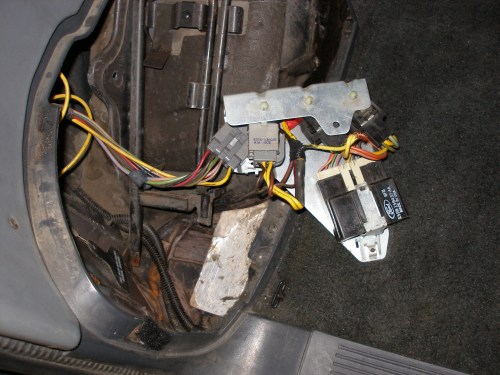small resolution of ford tow package wiring harness moreover 1992 ford ranger wiring 1989 f350 cab wiring harness