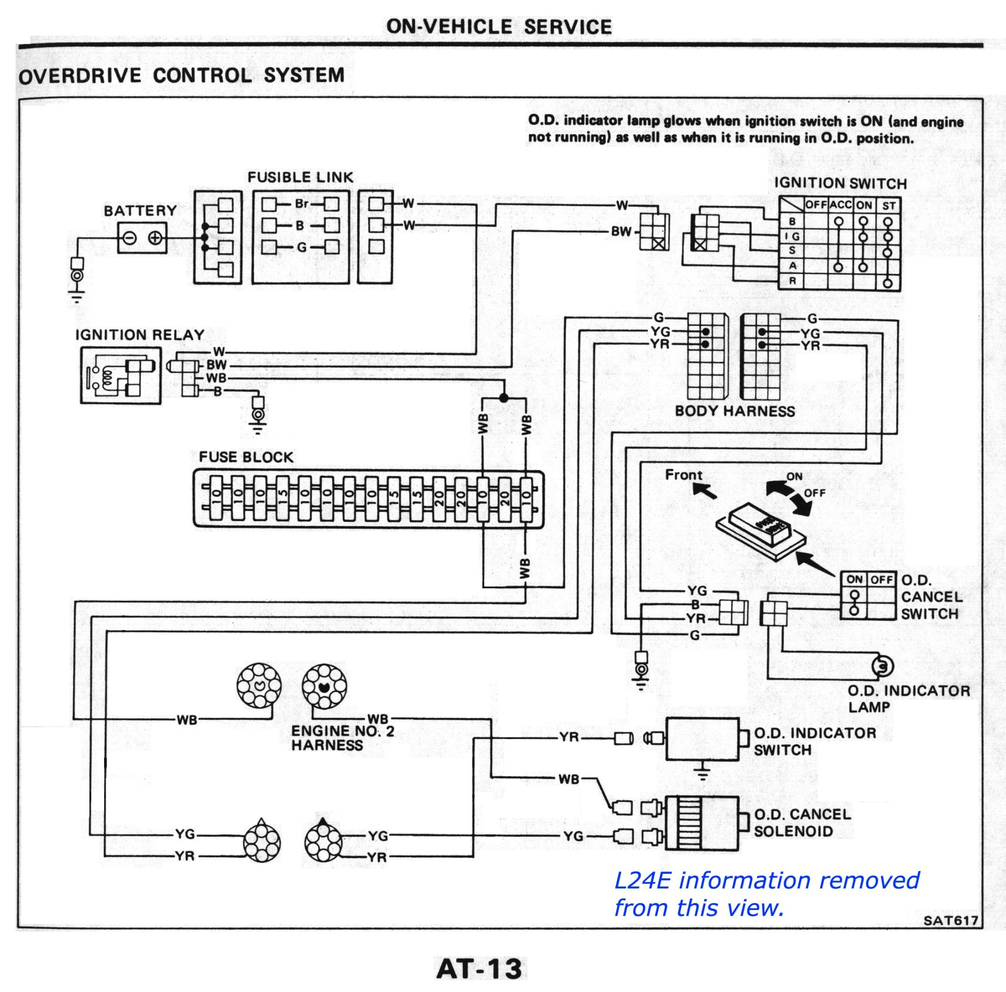 hight resolution of a4ld transmission wiring diagram 32 wiring diagram e40d wiring diagram ford a4ld exploded view