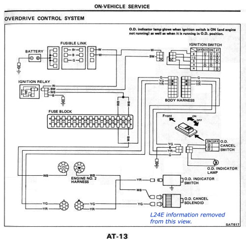 small resolution of a4ld transmission wiring diagram 32 wiring diagram e40d wiring diagram ford a4ld exploded view