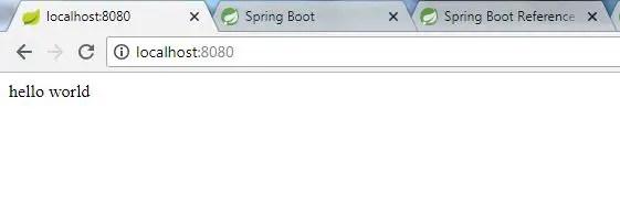 spring-boot-hello-world example