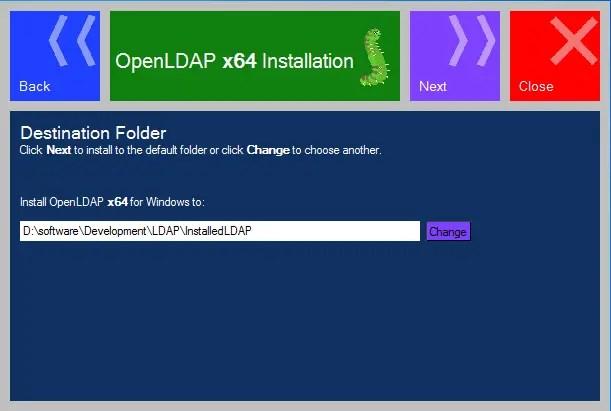ldap tool