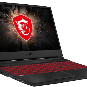 "MSI 15,6"", Intel Core i7, 16 GB RAM, 512 GB SSD, GTX"