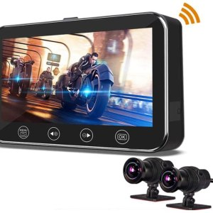 ZQQFR 4.5 hüvelykes motoros kamera, WiFi, GPS