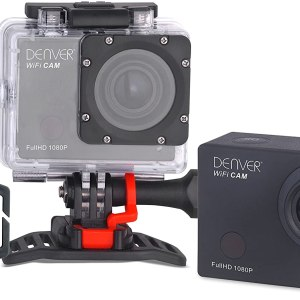 Denver ACT-8030W Full HD akciókamera, WiFi