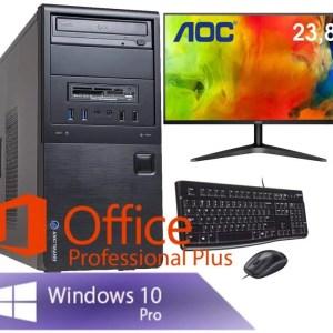 Ankermann komplett irodai PC, 8 GB RAM 240 GB SSD