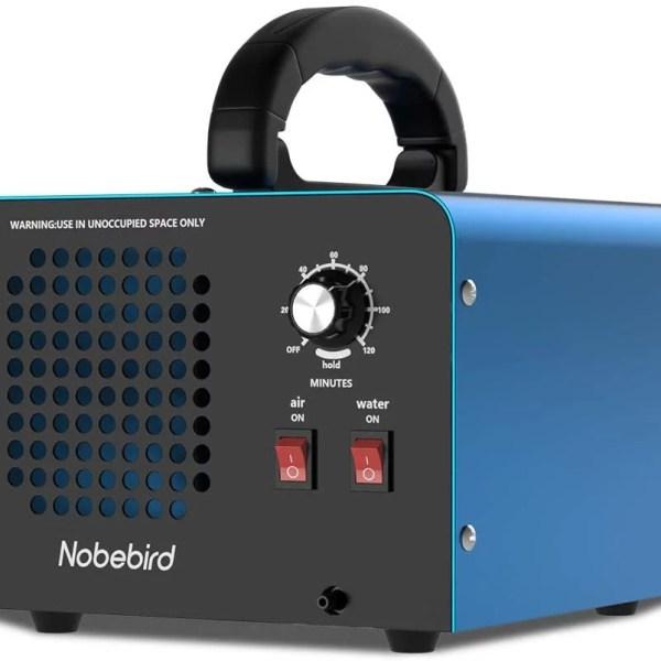 Nobebird ózongenerátor, légtisztító, 28000 mg/h, akár 300㎡-ig