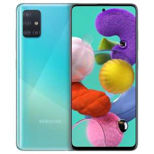 Samsung Galaxy A51 A515 Dual Sim 4GB+128GB-kék