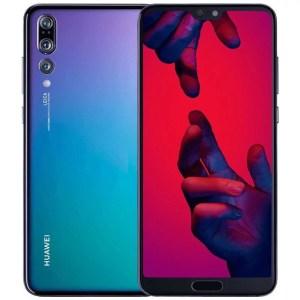 Huawei P20 Pro SS 6GB+128GB-Szürkület kék