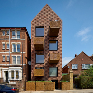 Cross-laminated timber project shortlisted for RIBA Stirling Prize