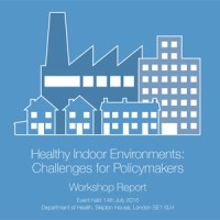 Healthy Indoor Environments: Challenges for Policymakers