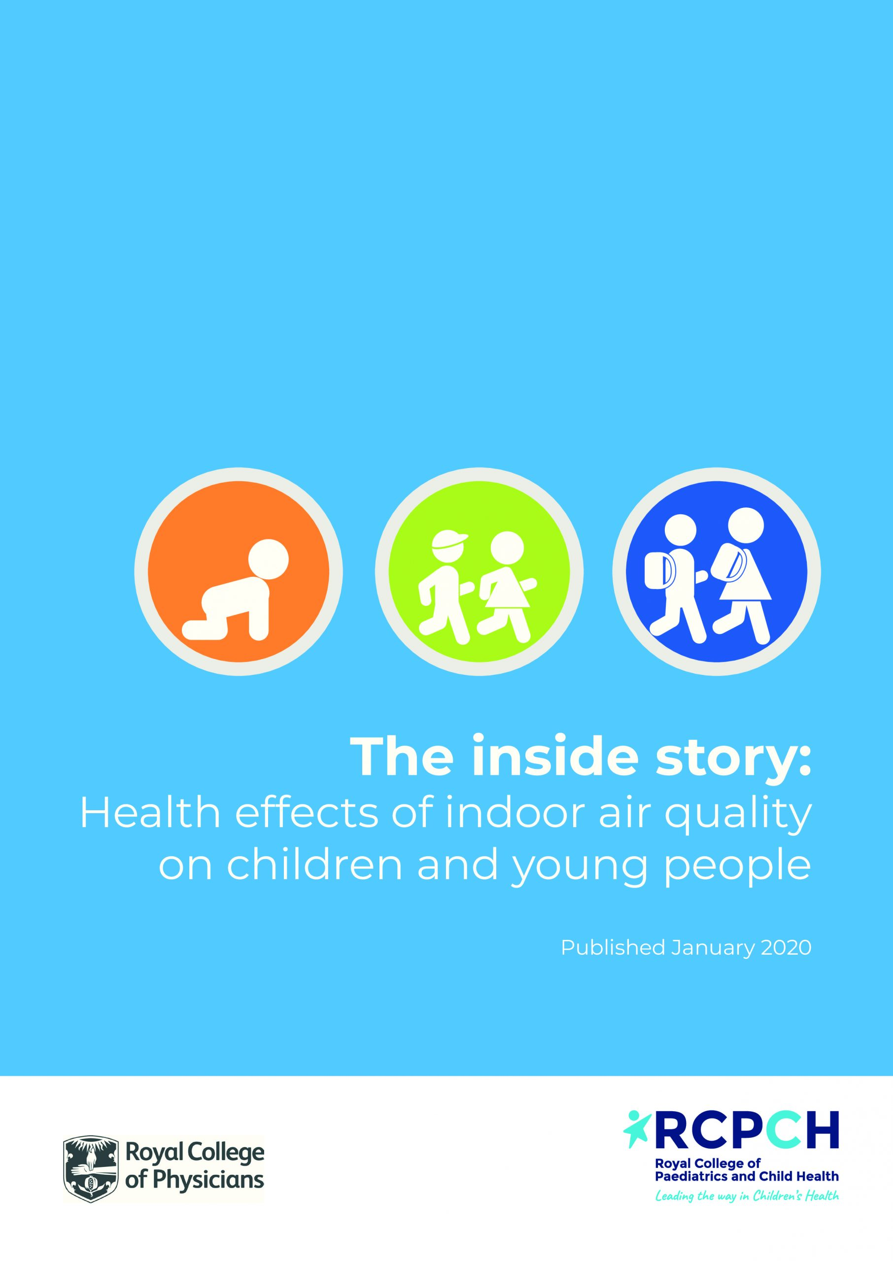 The inside story: Health effects of indoor air quality on children and young people