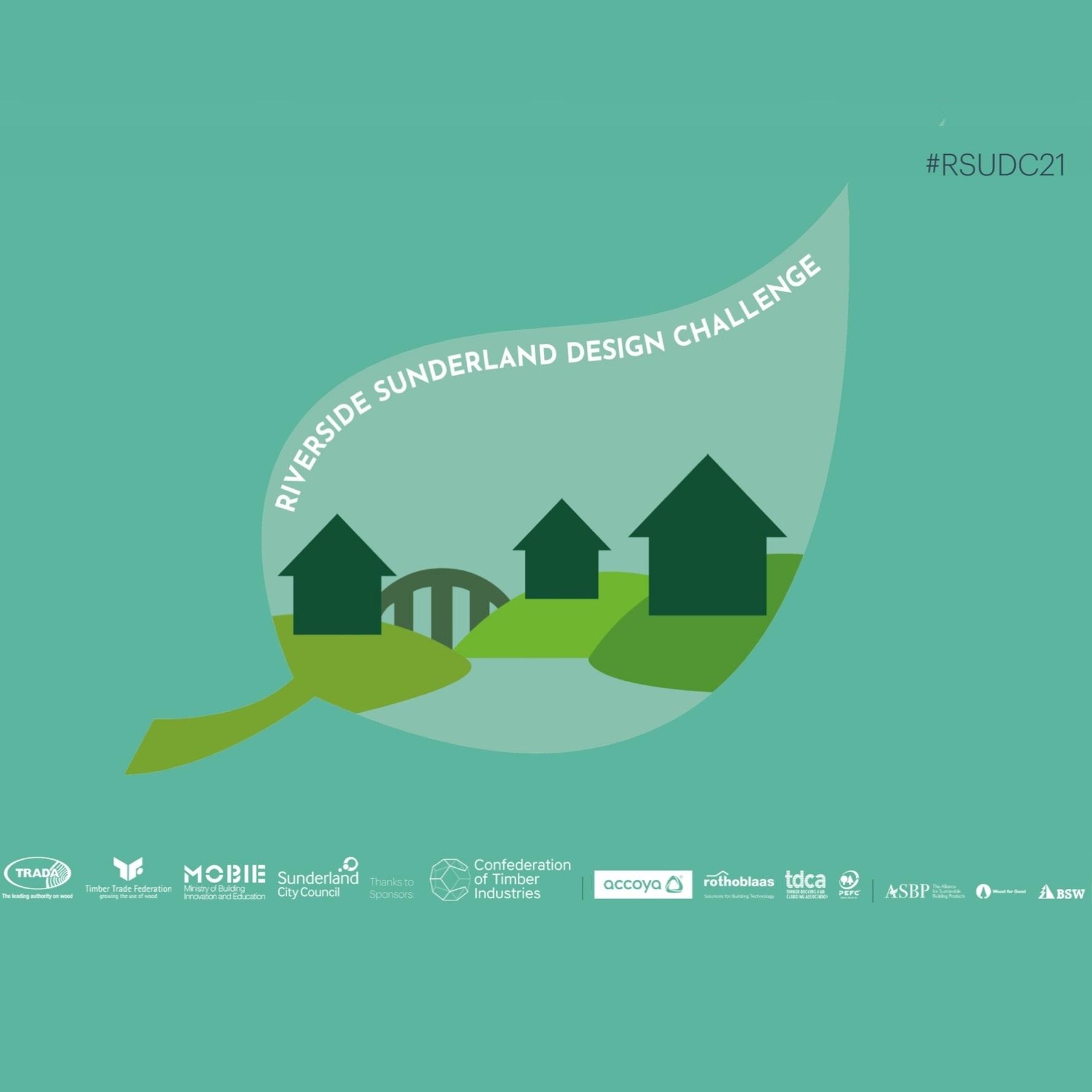 ASBP supports the Riverside Sunderland University Design Competition 2021