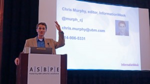 Chris Murphy, Editor, InformationWeek