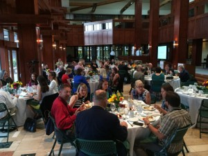 The 2016 Azbee Awards of Excellence banquet, held at The Poynter Institute for Media Studies