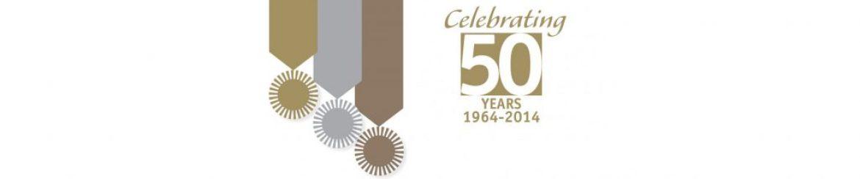 Celebrating 50 years 1964-2014