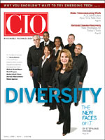 Cover image: CIO magazine