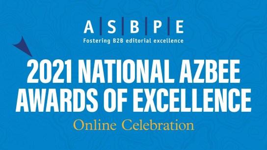 Azbee Awards Ceremony