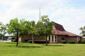 Asbury UMC Church front
