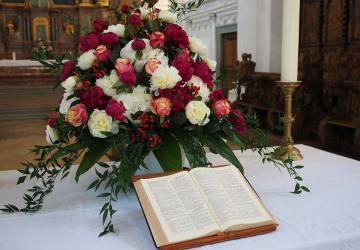 Altar Flower Calendar