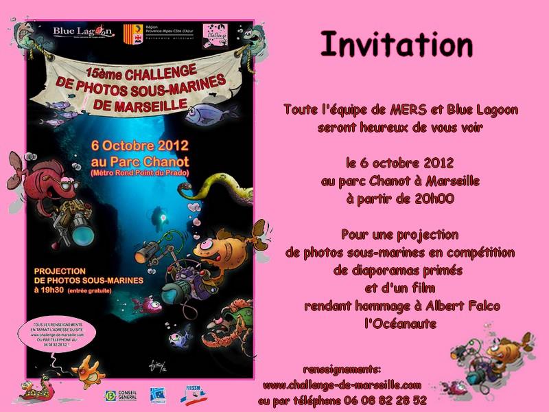 Challenge de marseille 2012